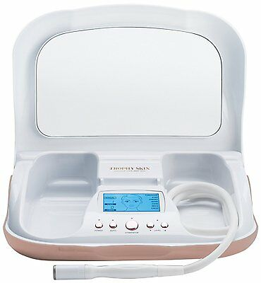 NEW MicrodermMD Trophy Skin Microdermabrasion System Smooth Brighten Renew skin