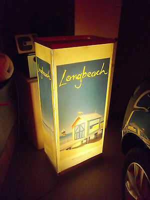 Cigarette Advertising Box Light Box Sign Man Cave Collectable
