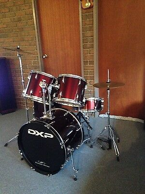 DXP Pioneer series 5pce Drum kit