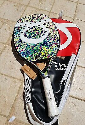 Tom Caruso BANDIT racchetta beach tennis