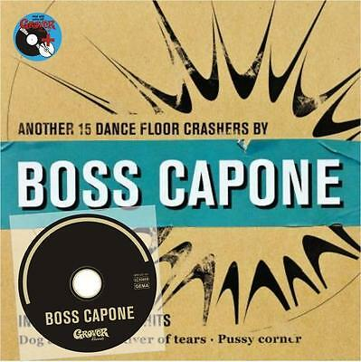 BOSS CAPONE * Another 15 Dance Floor Crashers  LP + CD Neu
