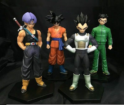 dragon ball Z 4pcs set pvc figure toy anime collection figures new