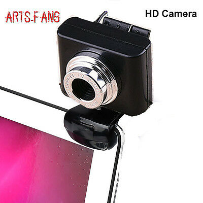 Full HD USB Webcam Camera with Mic 2 megapixel Web Cam For Laptop PC Computer