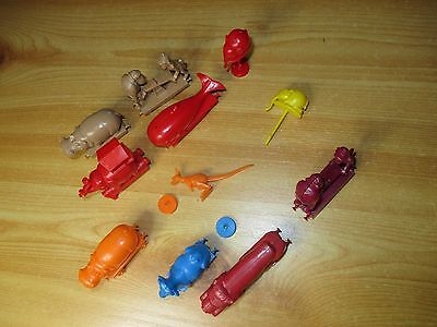 R & L Cereal Toys Zoo Choo Train.