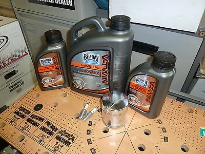 Bel'ray Service Kit  For Harley-Davidson Twin Cam 1999 - Present