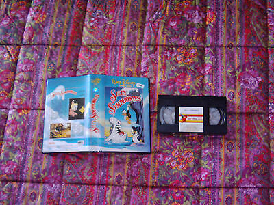 Silly Symphonies Disney - Vhs