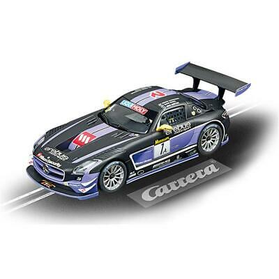 Carrera Digital 124 Mercedes-Benz SLS AMG GT3 Erebus Motorsport Nr.1A 23812