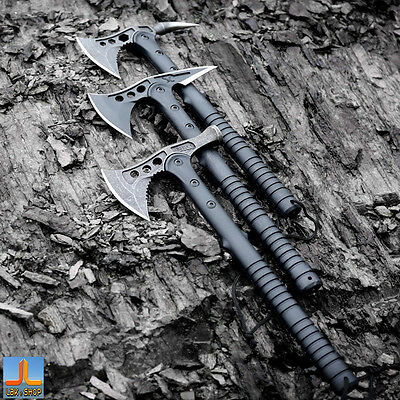 American Hawk Axe Tactical Tomahawk Army Outdoor Hunting Camping Axe