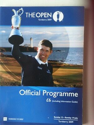 Golf The Open Turnberry 2009 Official Programme