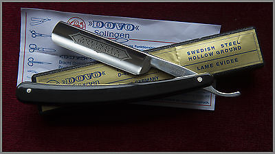 Straight razor, Cut throat,  Shave ready Dovo new100 581 super sharpend edge