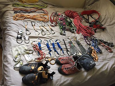 Climbing Gear New And Used