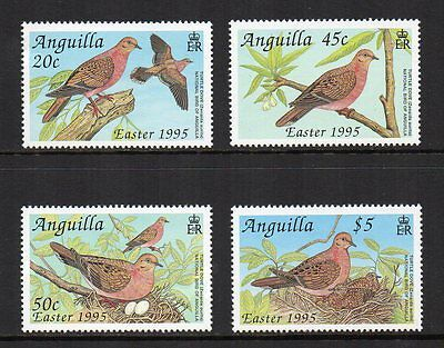 ANGUILLA - 1995, Easter, MNH