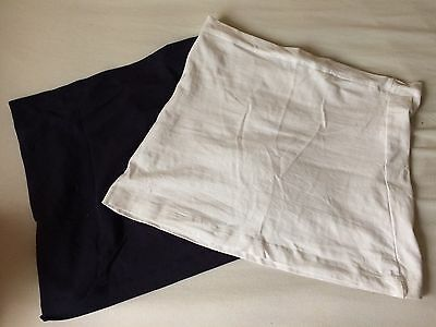 X2 New Look Bump Bands Size S / M One Navy And One White