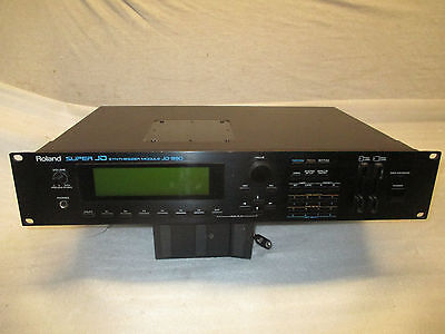 Roland Jd 990 Synthesizer Module