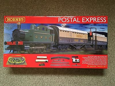 HORNBY R1180 Postal Express Train Set #BNIB#