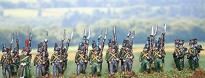 15/18mm Napoleonic Nassau infantry , AB miniatures, pro painted