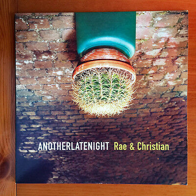 Rae & Christian ‎– Another Late Night 3xLP 2001 Azuli Records ‎– ALNLP03