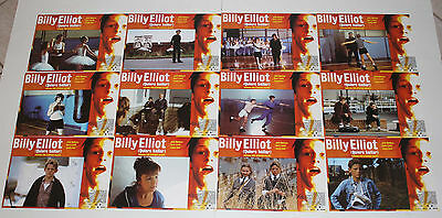 Julie Waters Billy Elliot lobby card set 12 Jamie Bell child actor