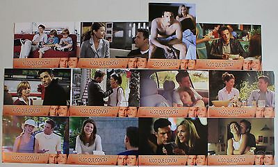 Ben Afflect Bounce Spanish lobby card set 12 Gwyneth Paltrow