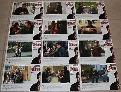 Hugh Grant About Boy 12 lobby card set Toni Collette Nicholas Hoult child actor
