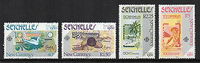Seychelles - 1980, London 1980 Stamp Exhibition, MNH