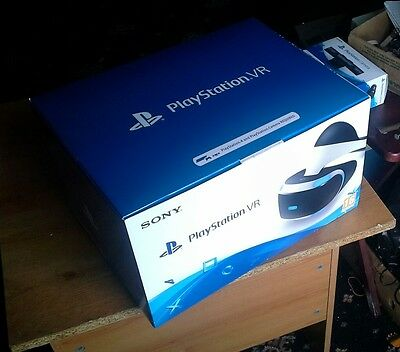 FROM CURRYS Sony PlayStation VR, Headset Camera and 36 pound vouchers for games