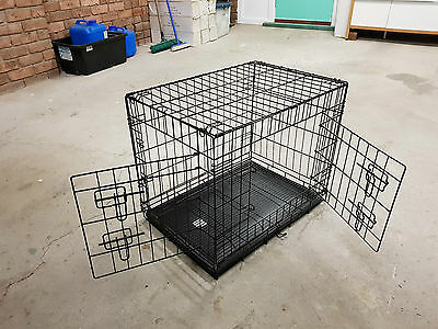 Foldable Pet Cage / Crate