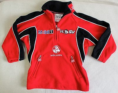 Holden Racing Team Size 2 Toddler Fleece Jumper