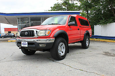 2001 Toyota Tacoma 2001 TOYOTA TACOMA SR5 REG 4X4 ** SUPER CLEAN & VERY SOLID !! ** WELL MAINTAINED 2001 TOYOTA TACOMA REG CAB 4X4