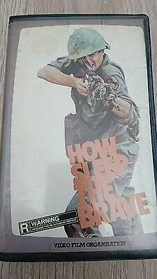 How Sleep The Brave (Vfo Home Video Pre Cert Big Box Ex Rental)