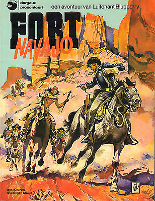 Blueberry 02 - Fort Navajo
