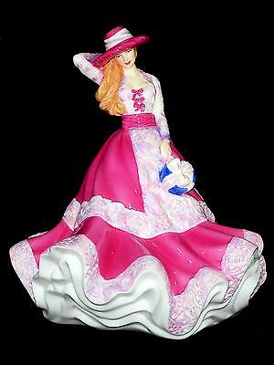 Royal Doulton JUST FOR YOU Pretty Ladies Figurine HN5140 Boxed