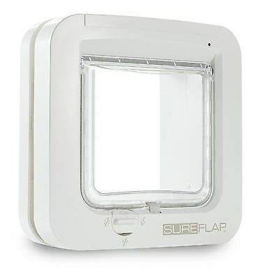 Sureflap Microchip Wildlife Existing Microchip To keep Out Intruder Cats Flap