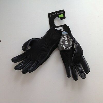 Fourth Element 3mm Gloves Size Large New with Tags