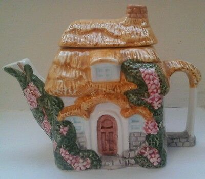Cottage  teapot collectable