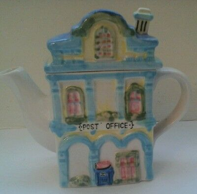 Post Office Cottage teapot collectables