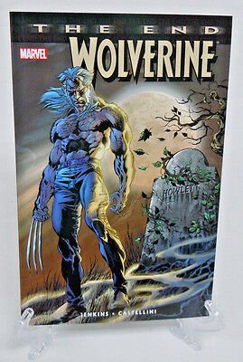 Wolverine The End Collects 1 2 3 4 5 6 Marvel Comics TPB Trade Paperback New