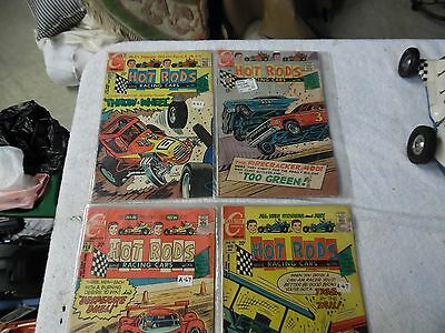Hot Rods and Racing Cars #103 (Aug 1970, Charlton)