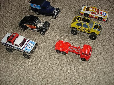 Matchbox  Vintage Die Cast Cars 1970s & 80s Mixed Lot of 6 - Lesney