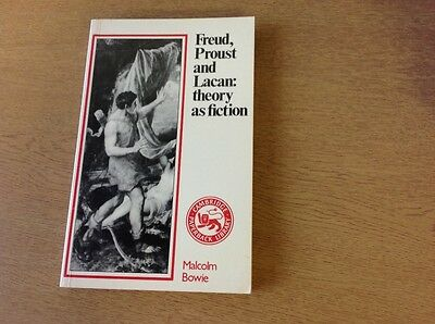 Malcolm Bowie - Freud, Proust and Lacan
