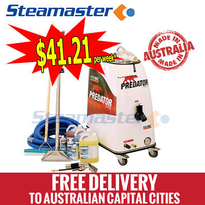 Polivac Mkii Carpet Extraction Steam Cleaning Machine Steam Cleaner W Wand
