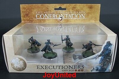 RACKHAM CONFRONTATION Executioners Unit Box Miniature Game Figure GRLV03