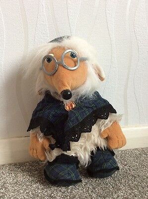 The Wombles Great Uncle Bulgaria Soft Toy **FREE UK POSTAGE**