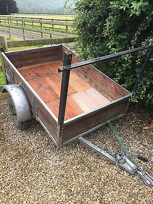 Small Car Trailer 5ft6 X 3ft6