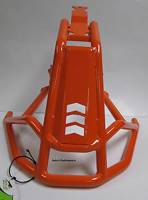 New OEM Arctic Cat Orange Front Snowmobile Pro Bumper See Listing 4 Fit 6639-726
