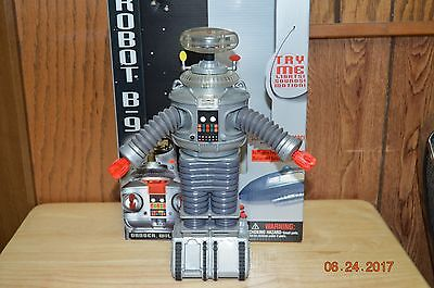 1997 Lost in space B9 Robot works good