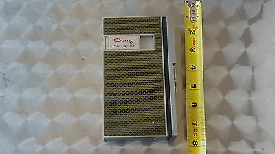 craig 490 transistor electronic notebook recorder