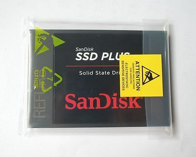 SanDisk 240GB 2.5 '' SSD Solid State Drive SATA III SDSSDA-240G for PC Laptop