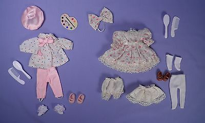 Lot of Dakin Ginny Vintage Outfits Collector Owned Excellent Condition