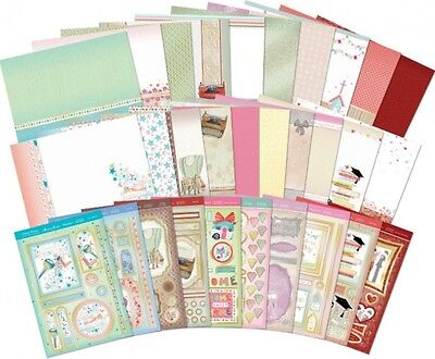 Hunkydory MAKING MEMORIES Luxury Topper Collection ~ 30 Sheets